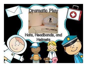 Dramatic Play Hats, Headbands, and Helmets