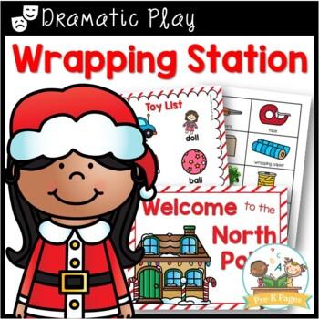 Christmas Holiday Dramatic Play