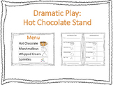 Dramatic Play: Hot Chocolate Stand
