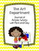 Dramatic Play Journal Covers