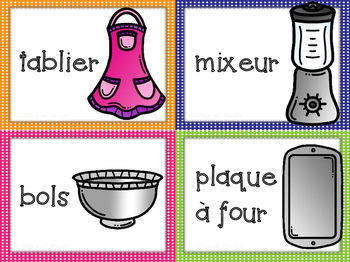 French Dramatic Play Kitchen Centre