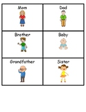 Dramatic Play - Kitchen Labels