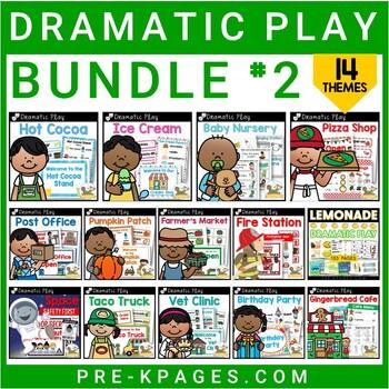 Dramatic Play Kits Bundle 2
