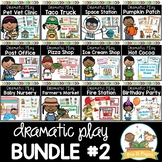 Dramatic Play Bundle 2 for Preschool, Pre-K, and Kindergarten