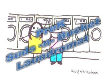 Dramatic Play Laundromat