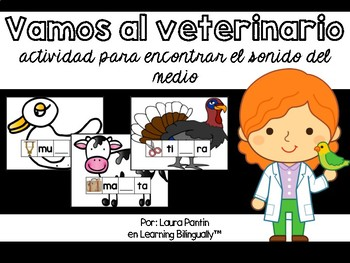 Dramatic Play Literacy Center - Veterinarian Themed