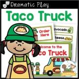 Taco Restaurant Dramatic Play