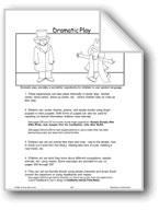 Dramatic Play (Oral Language Skills)