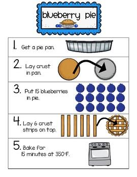 Dramatic Play Pie Baking