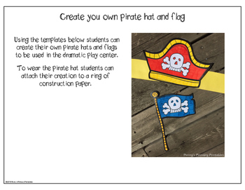 Dramatic Play Pirates