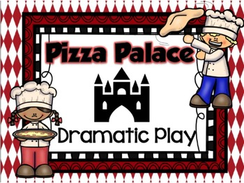 Dramatic Play Pizza Palace: Fun and Educational!