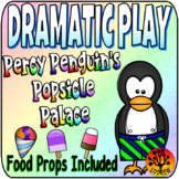 Dramatic Play Popsicle Stand Snow Cones Activities Summer Centers Popsicle Theme