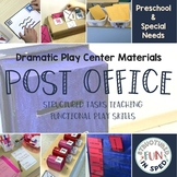 Dramatic Play Post Office for Preschool, Pre-K, Early Chil