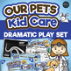 Dramatic Play Post Office, Veterinarian, Hospital, Restaurant - BUNDLE ONE