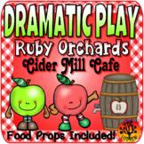 Dramatic Play Restaurant Apple Theme Food Activities Apple