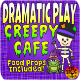 Dramatic Play Restaurant Halloween Centers Autumn Activiti