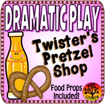 Dramatic Play Restaurant Pretzel Shop Food Activities Food Centers Housekeeping