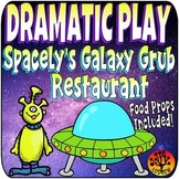 Dramatic Play Restaurant Outer Space Centers Theme Food Activities Aliens