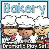 Dramatic Play Set - Bakery