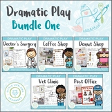 Dramatic Play Bundle - Prep and Foundation Imaginative Pla
