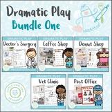 Dramatic Play Bundle - Prep and Foundation Imaginative Pla