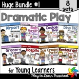 Dramatic Play Bundle 1