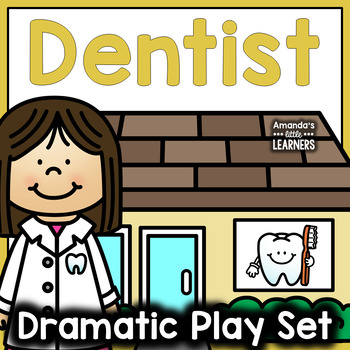 Dramatic Play Set - Dentist Office