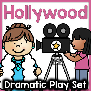 Dramatic Play Set - Hollywood