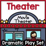 Dramatic Play Set - Movie Theater