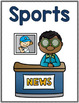 Dramatic Play Set - News Station