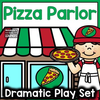 Dramatic Play Set - Pizza Parlor