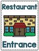 Dramatic Play Set - Restaurant