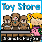Dramatic Play Set - Toy Store
