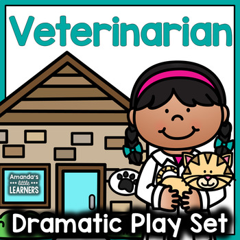Dramatic Play Set - Veterinarian