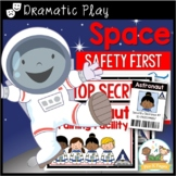 Space Station Dramatic Play