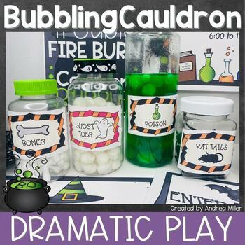Dramatic Play~The Bubbling Cauldron