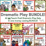 Dramatic Play Ultra Bundle!  44 Dramatic Play Sets For Your Classroom