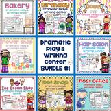 Dramatic Play & Writing Center Bundle #1