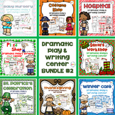 Dramatic Play & Writing Center Bundle #2