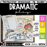 Dramatic Play book store