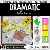 Dramatic play detective / police