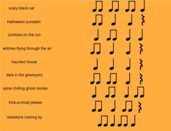 "Dramatization Poem  | ""On Halloween Night"" | Complete Poem Package"