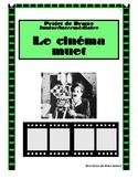 Drame (Junior/Intermédiaire): Le cinéma muet