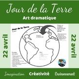 Earth Day Drama - Jour de la Terre *FRENCH*