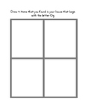 Draw 4 Gg items!