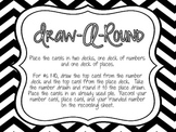 Draw-A-Round: a game of rounding