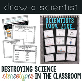 Draw-A-Scientist: Promote Gender & Cultural Equality Within Your Science Class