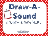 Draw-A-Sound FREEBIE