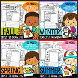 Draw All Year Directed Drawing GROWING Bundle