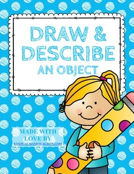 Draw And Describe An Object
